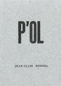 Jean-Clair Bonnel - P'ol.