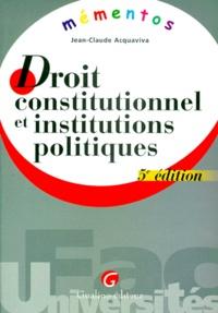 Jean-Claude Acquaviva - .