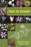 Jean-Claude Aniotsbéhère - Flore de Gironde.