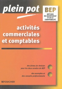 Jean-Claude Arnoldi et Luc Fages - Activités Commerciales et Comptables.