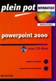 Jean-Claude Arnoldi - Powerpoint 2000. 1 Cédérom