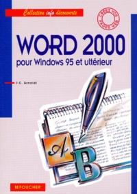 Jean-Claude Arnoldi - Word 2000 pour Windows 95 et ultérieur.