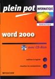 Jean-Claude Arnoldi - Word 2000. 1 Cédérom