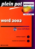 Jean-Claude Arnoldi - Word 2002. 1 Cédérom