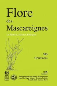 Jean-Claude Autrey et Jean Bosser - Flore des Mascareignes, la Réunion, Maurice, Rodrigues - Volume 2013, Graminées.