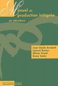 Manuel de production intégrée en viticulture - Jean-Claude Avenard   Showmesound.org