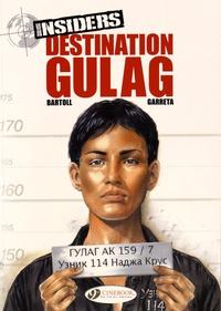 Sennaestube.ch Insiders - Book 5, Destination Gulag Image
