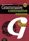 Jean-Claude Beacco et Marcella Beacco di Giura - Grammaire contrastive para hispanohablantes B1/B2. 1 CD audio
