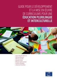 Jean-Claude Beacco et Michael Byram - Guide pour le développement et la mise en ouvre de curriculums pour une éducation plurilingue et interculturelle.