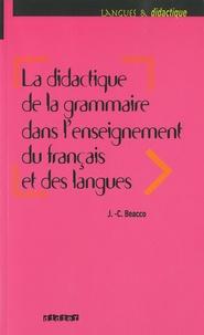 Galabria.be La didactique de la grammaire dans l'enseignement du français et des langues - Savoirs savants, savoirs experts et savoirs ordinaires Image