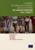 Jean-Claude Beacco et Mike Fleming - The Language Dimension in All Subjects - A Handbook for Curriculum Development and Teacher Training.