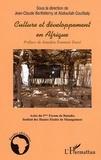 Jean-Claude Berthélemy - Culture et développement en Afrique.