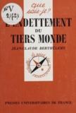 Jean-Claude Berthélemy - L'endettement du Tiers monde.