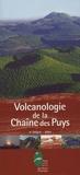 Jean-Claude Besson et Pierre Boivin - Volcanologie de la Chaîne des Puys - Avec une carte 1/25 000.