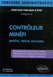 Jean-Claude Bibas et Philippe-Jean Quillien - Contrôleur Minéfi - Fonction publique d'Etat, Catégorie B (Impôts, Trésor, Douanes).