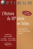 Jean-Claude Bibas et Armand Attal - L'Histoire du XXe siècle en fiches.