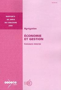 Feriasdhiver.fr Agrégation Economie et gestion - Concours interne Image