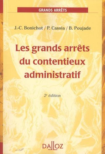Les grands arrêts du contentieux administratif 2e édition