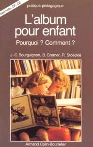 Jean-Claude Bourguignon et Bernadette Gromer - .