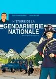Jean-Claude Bourret - Histoire de la gendarmerie nationale - Des origines à nos jours.