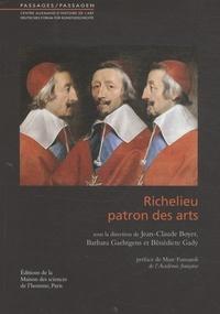 Jean-Claude Boyer et Barbara Gaehtgens - Richelieu patron des arts.