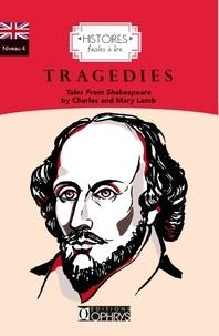 Jean-Claude Burgué - Tragédies - Macbeth followed by Romeo and Juliet and Othello.