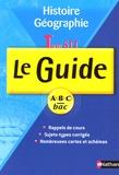 Jean-Claude Caron et Pascal Griset - Histoire-Géographie Tle STT.