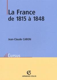 Histoiresdenlire.be La France de 1815 à 1848. - 2ème édition Image