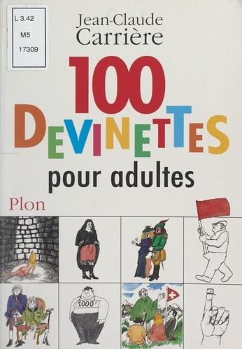 100 devinettes pour adultes