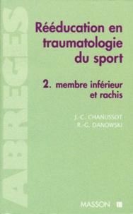 REEDUCATION EN TRAUMATOLOGIE DU SPORT. Tome 2, Membre inférieur et rachis.pdf