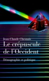 Jean-Claude Chesnais - .