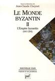 Jean-Claude Cheynet - Le monde byzantin - Tome 2, L'Empire byzantin 641-1204.