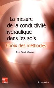 La mesure de la conductivité hydraulique dans les sols - Choix des méthodes.pdf