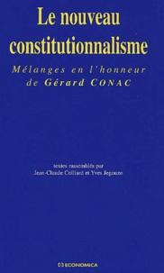 Jean-Claude Colliard et Yves Jégouzo - .