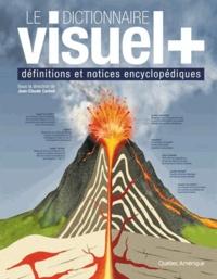 Jean-Claude Corbeil - Le dictionnaire Visuel + - Définitions et notices encyclopédiques.