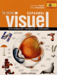 Histoiresdenlire.be Le mini visuel espagnol - Dictionnaire français-espagnol Image