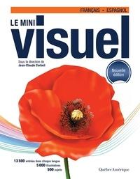 Jean-Claude Corbeil - Le mini visuel français-espagnol.