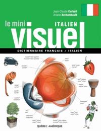Deedr.fr Le Mini Visuel italien - Dictionnaire français-italien Image
