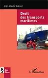 Jean-Claude Dakouri - Droit des transports maritimes.