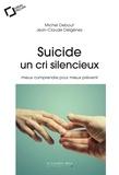Jean-Claude Delgenès et Michel Debout - Le suicide.