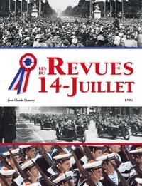 Jean-Claude Demory - Les Revues du 14 juillet.