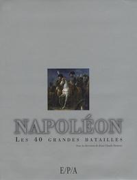 Jean-Claude Demory - Napoléon - Les 40 grandes batailles.