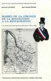 Jean-Claude Drouin et Bernard Lachaise - .