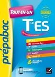 Jean-Claude Drouin et Sylvain Leder - Prepabac tout-en-un Tle ES.