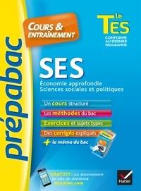 Jean-Claude Drouin et Sylvain Leder - SES Tle ES spécifique & spécialité - Prépabac Cours & entraînement - cours, méthodes et exercices de type bac (terminale ES).