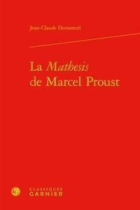 La Mathesis de Marcel Proust.pdf