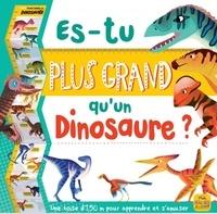 Jean Claude - Es-tu plus grand qu'un dinosaure ? - Une toise d'1,50 m pour apprendre et s'amuser.