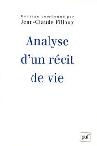 Jean-Claude Filloux et Gilles Billotte - Analyse d'un récit de vie - L'histoire d'Annabelle.