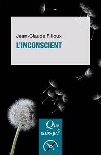 Jean-Claude Filloux - L'inconscient.