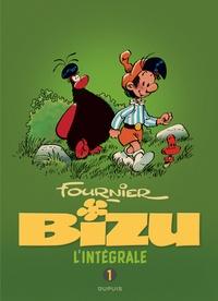 Jean-Claude Fournier - Bizu L'intégrale Tome 1 : 1967-1986.